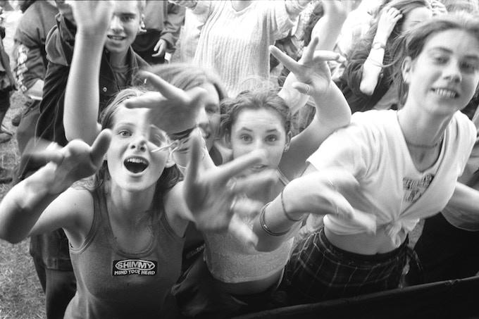 Free Festival Ravergirls Bristol 95
