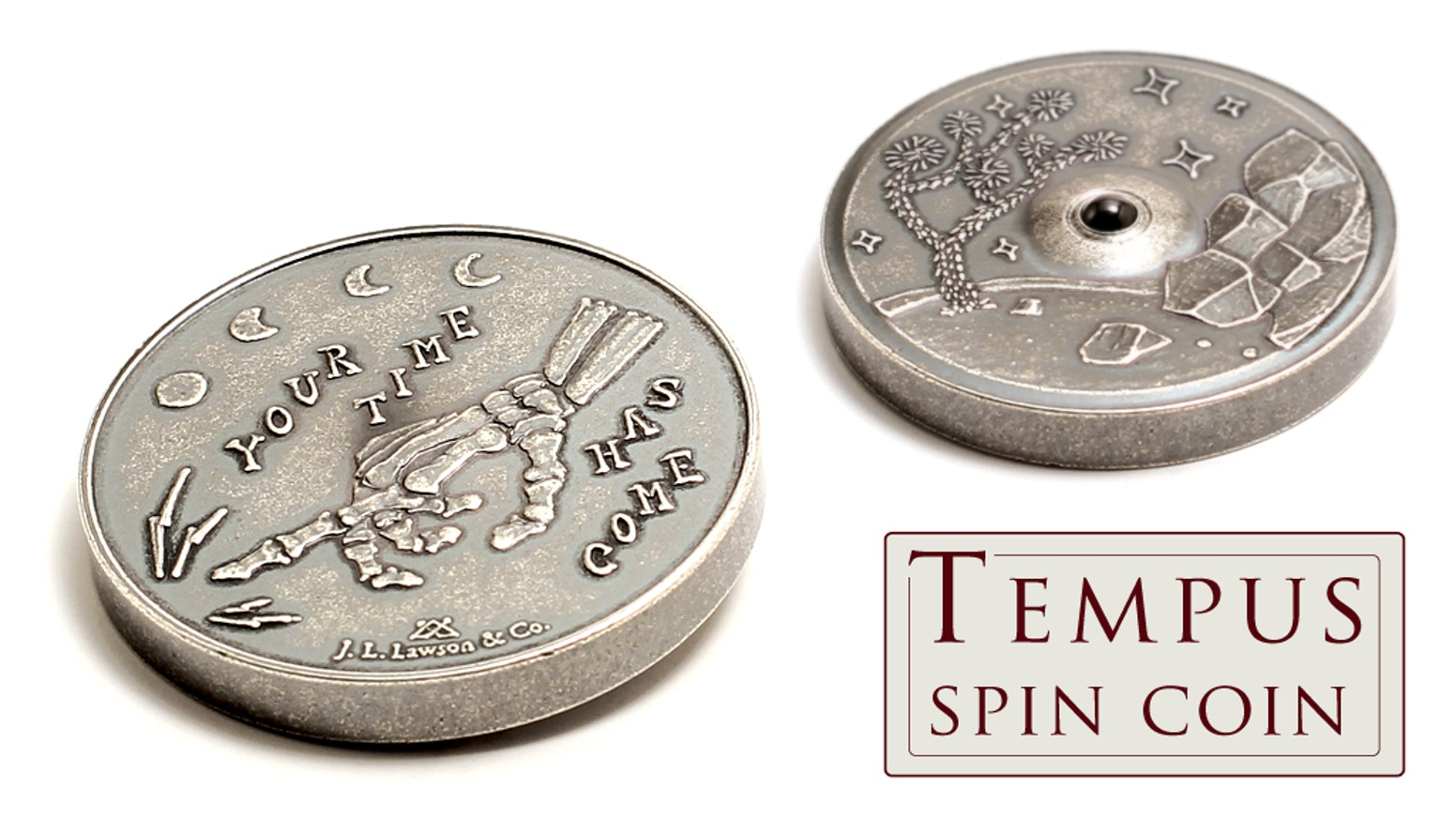 Spins Coin