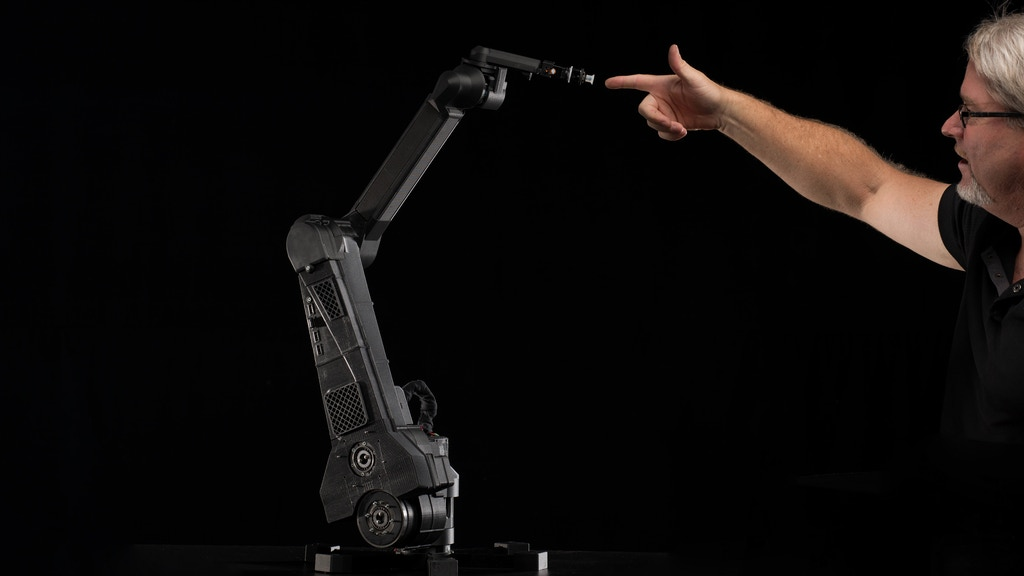 Dexter: the robotic arm to end scarcity project video thumbnail