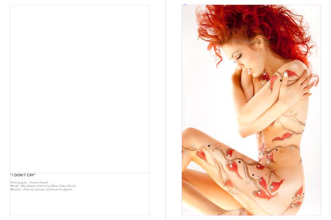 Screen Image of Digital Edition
