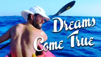 Dreams Come True - An adventuorus motivational book and film