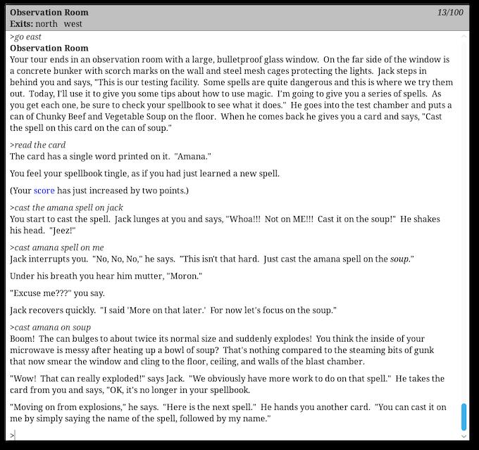 Thaumistry Screenshot 1