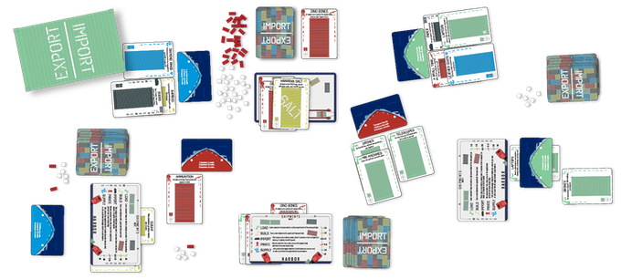 Import / Export by Jordan Draper — Kickstarter