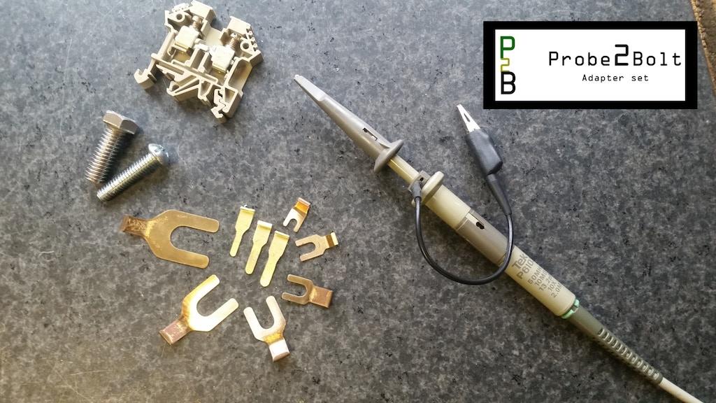 Probe2Bolt Adapter Set project video thumbnail