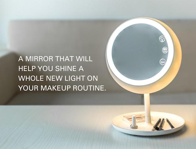 JUNO|The Smartest Makeup Mirror Ever