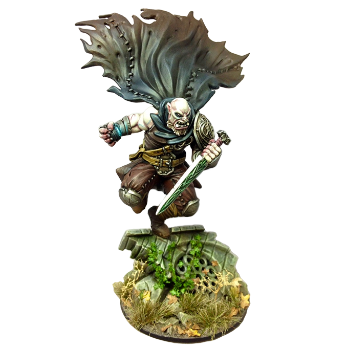 Rakkir - Orc Rogue (Alternate Colour Scheme)