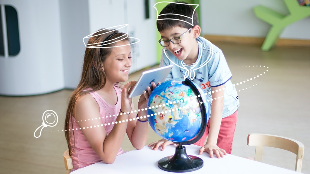 Orboot: The Educational, Augmented Reality Globe (AR Globe) project video thumbnail