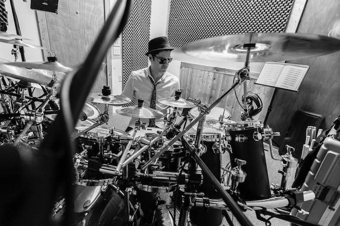 JE_DYK_03 - Recording Session