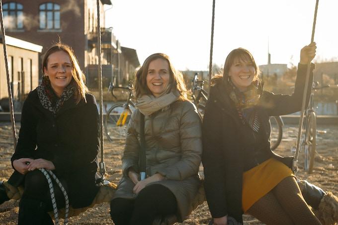 Katja Käseberg, Alexandra Baum, Suse Brand
