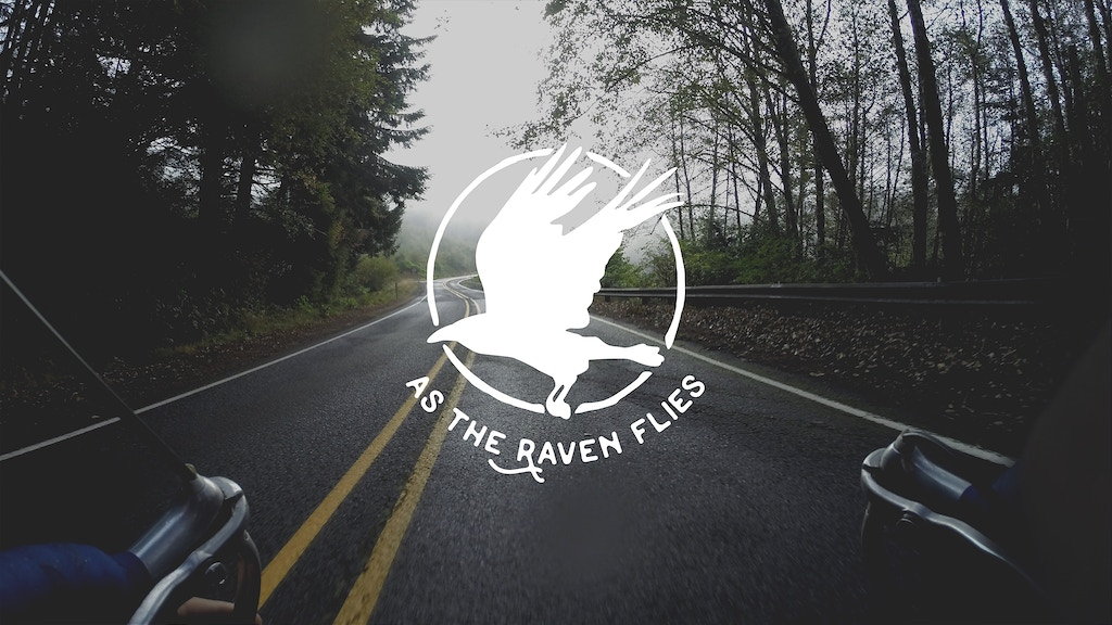 As The Raven Flies: Cross-Canada Cycle Tour project video thumbnail