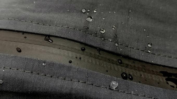 Water Resistant Zippers