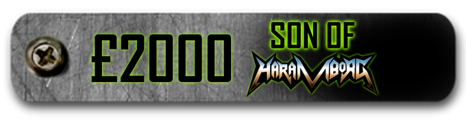 Unlocked: Son of Haramborg is available to add to your pledge for £15