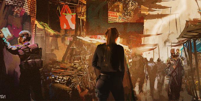 Biopunk By Dresden Pictures Kickstarter