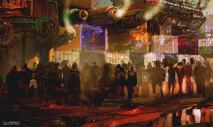 Container City by Samuel Silverman