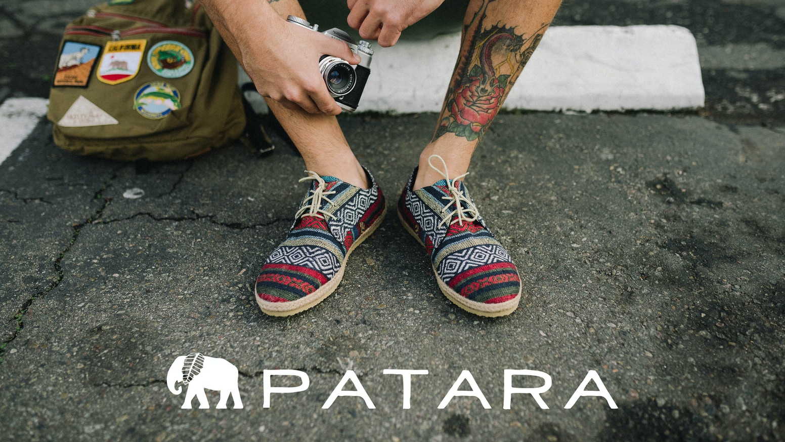 Lightweight, versatile, and inspired by the tropics, Patara Shoes are designed for the modern traveler.