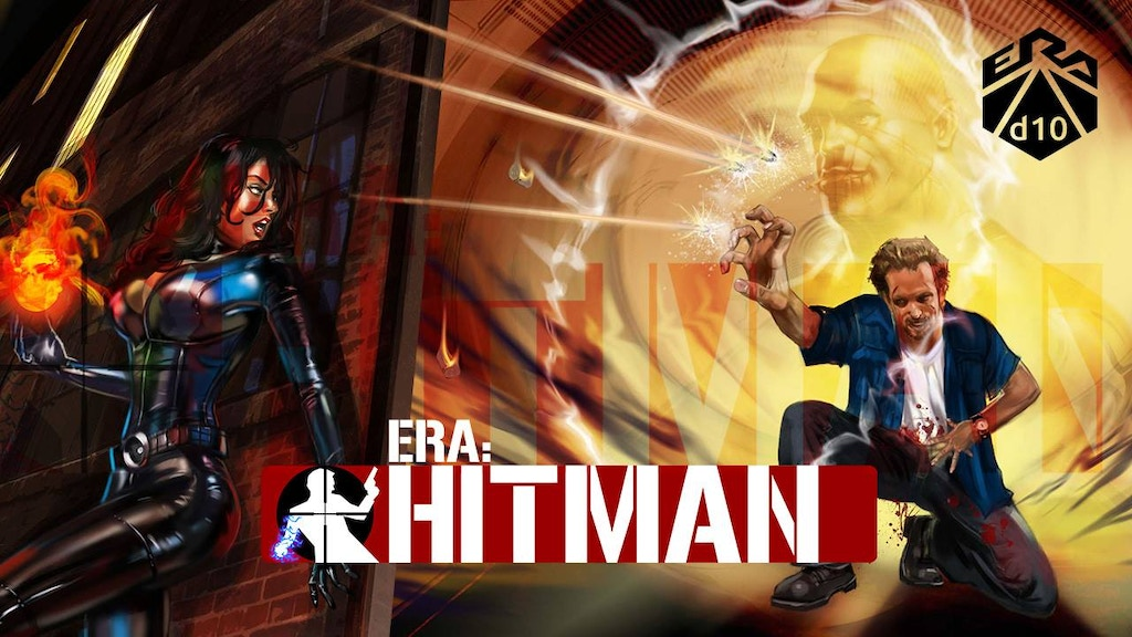Become a super-powered assassin in Era: Hitman! project video thumbnail