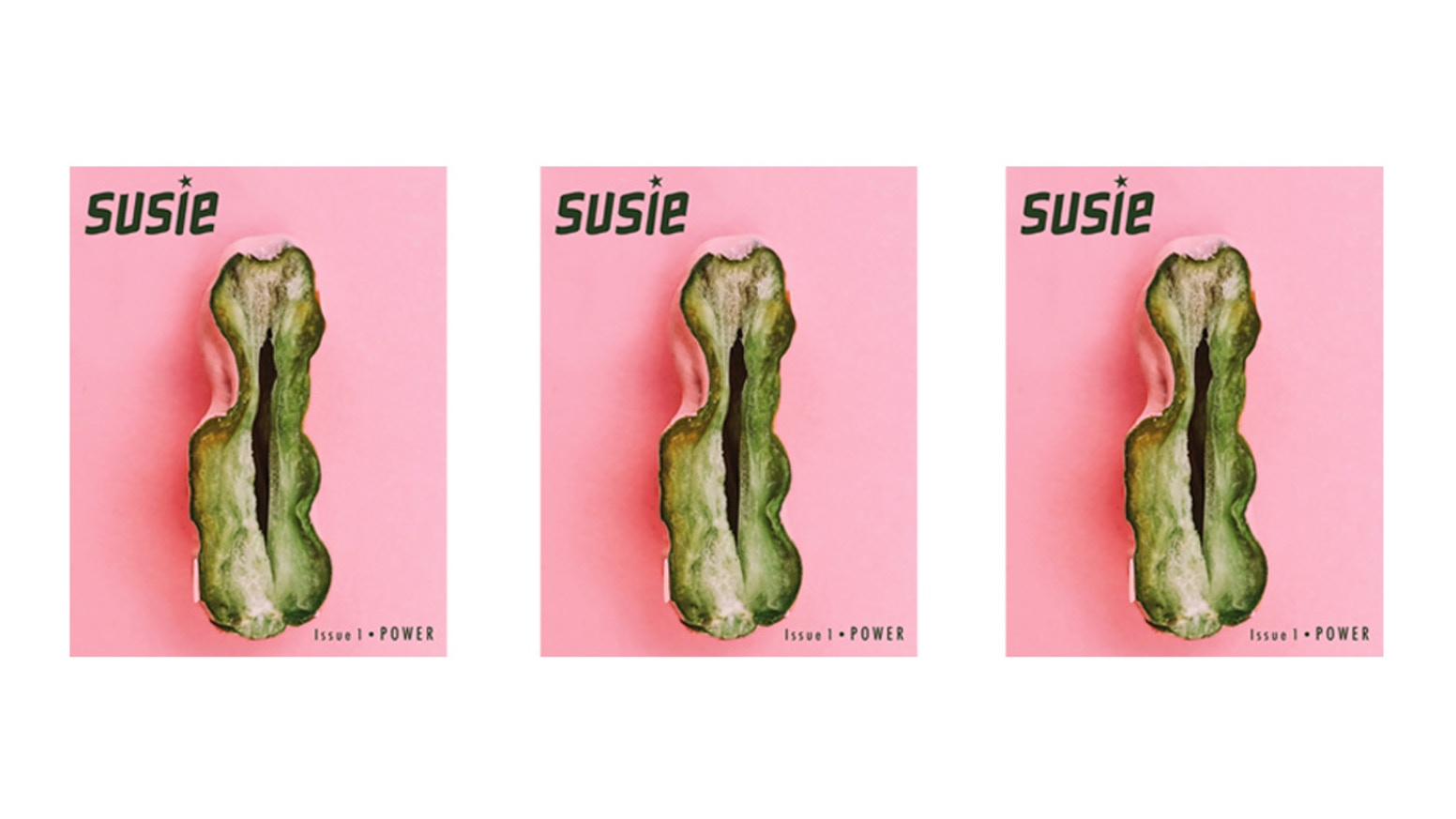 SUSIE MAGAZINE presents cutting edge interdisciplinary work focused on creating an equal platform.