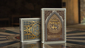 The Right of Kings - Medieval Playing Cards Set & Board Game