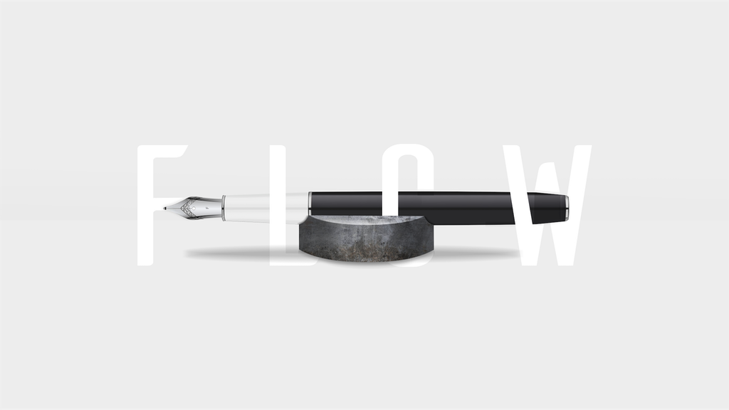 Project image for Flow: Sleek Minimalistic Fountain Pen (Suspended)