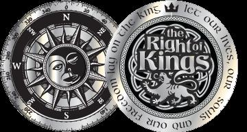 The Oreka medallion