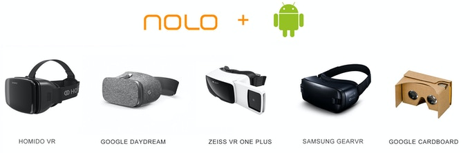 NOLO: VR Motion Tracking for Mobile and SteamVR Play by Lisa