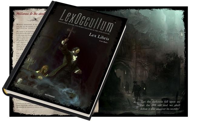 Lex Libris - Game Master Guide