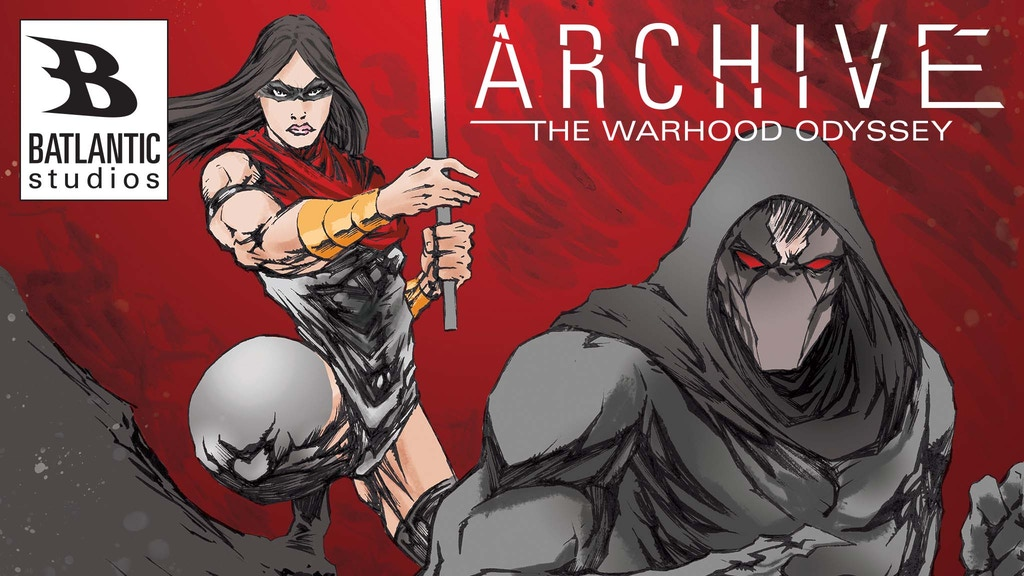 ARCHIVE The WarHood Odyssey FIRST ARC project video thumbnail