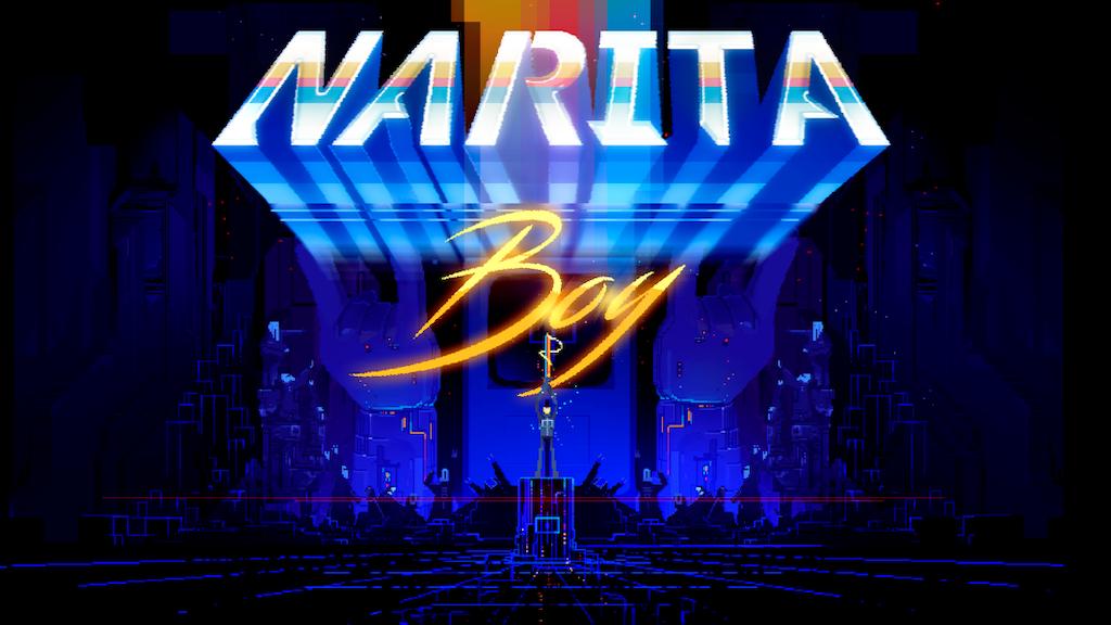 Narita Boy -The retro futuristic pixel game の動画サムネイル
