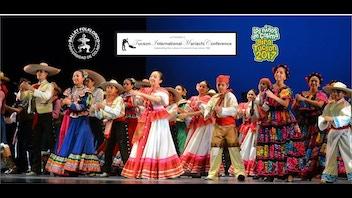 Ballet Folklorico Infantil de la Universidad de Colima