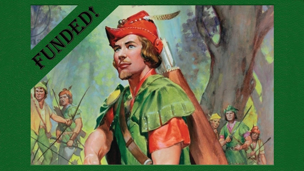 Hood: Swashbuckling Adventures in Sherwood project video thumbnail