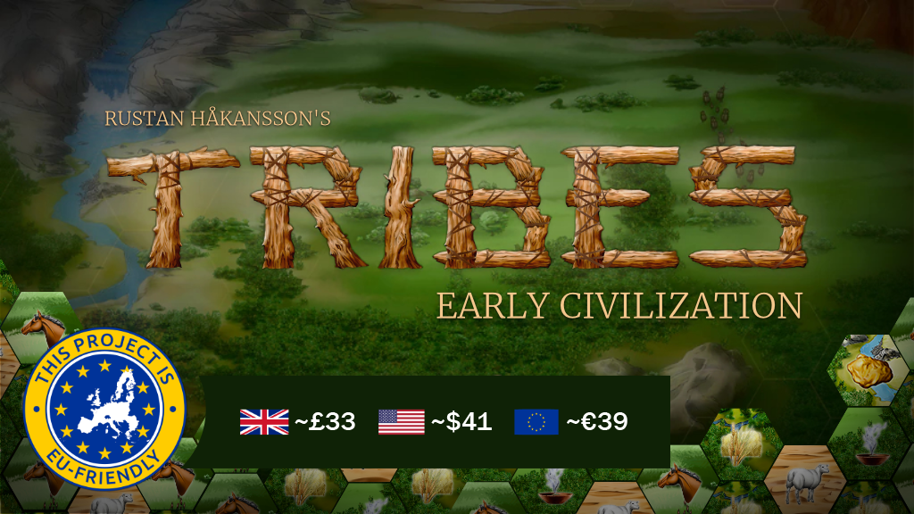 Tribes: Early Civilization project video thumbnail