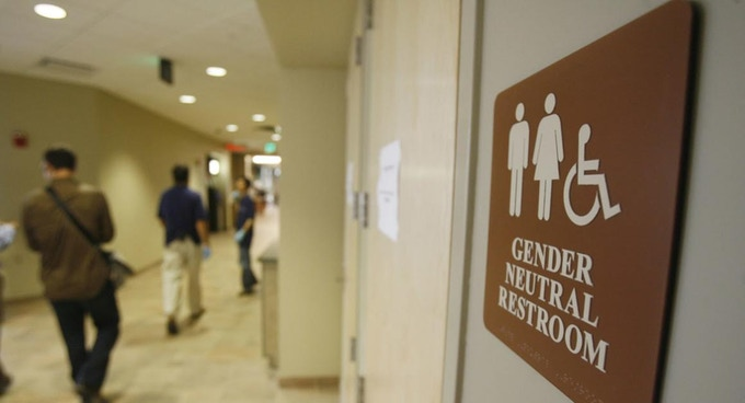 All roles can be selected by anyone, also the college will give us both gender and gender neutral bathrooms.