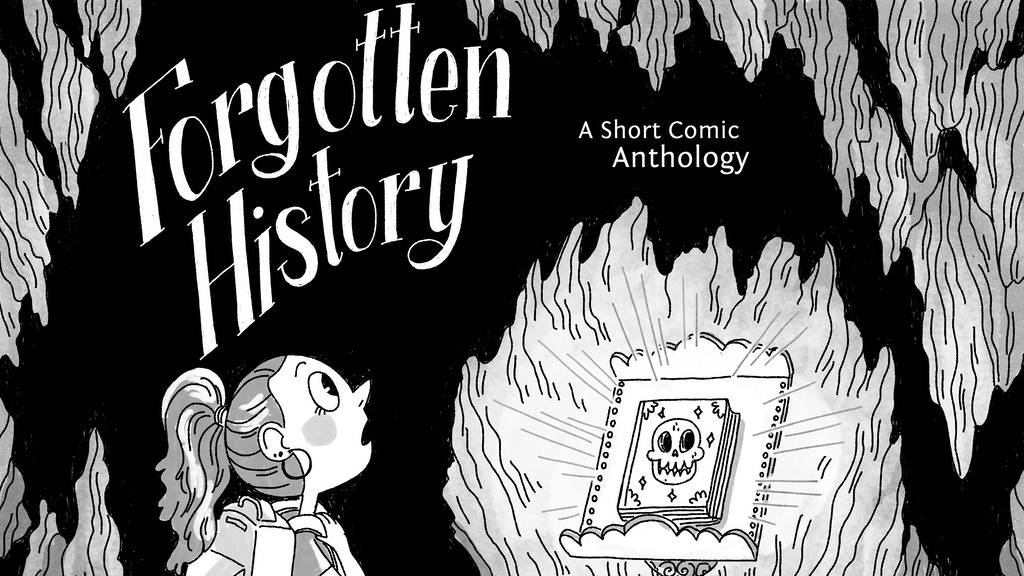 Forgotten History: A Short Comic Anthology project video thumbnail