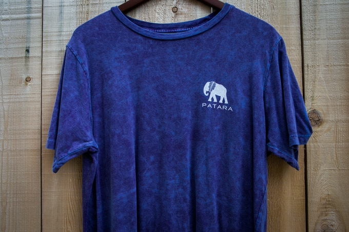 Patara Logo T-Shirt | Mens Sizes XS – XXL