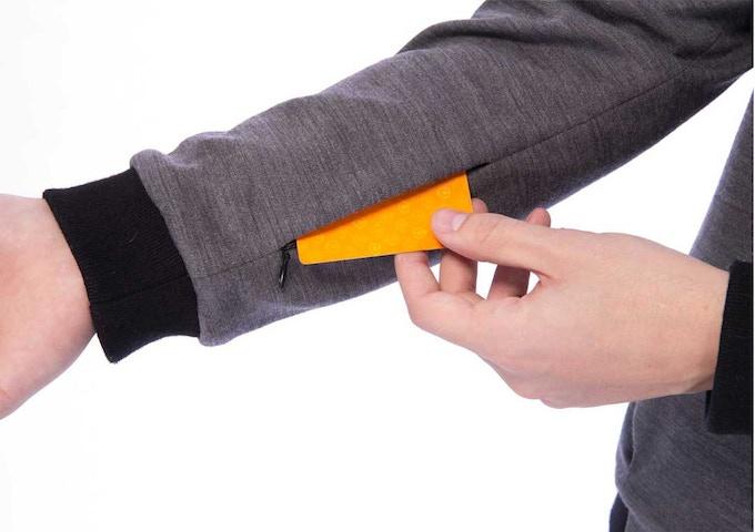 Wrist/Arm pocket