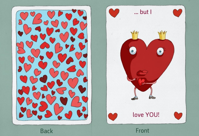 Love Power Card