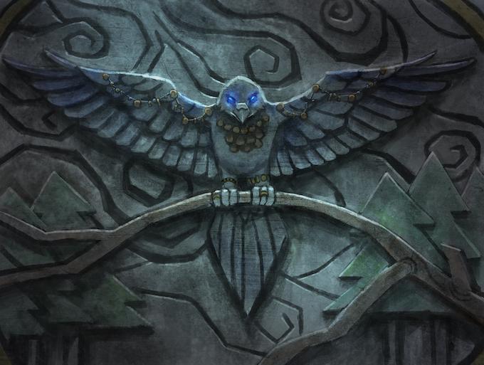 Raven's Riddle by Septimius Ferdian
