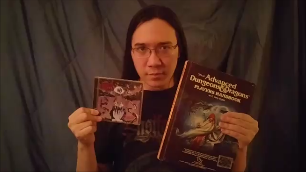 Book of Metal project video thumbnail
