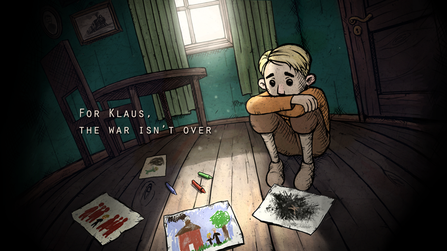 A story-driven nurture game based on the true story of the Lebensborn and Children Born of War.
