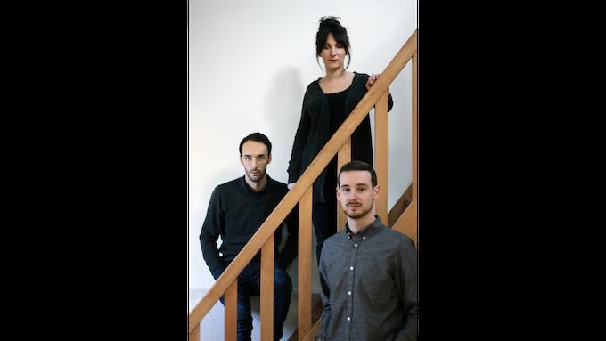 Chloé Bernhardt et Justin Bihan rejoignent Olivier dans l'aventure / Chloé Bernhardt and Justin Bihan join Olivier in the adventure.