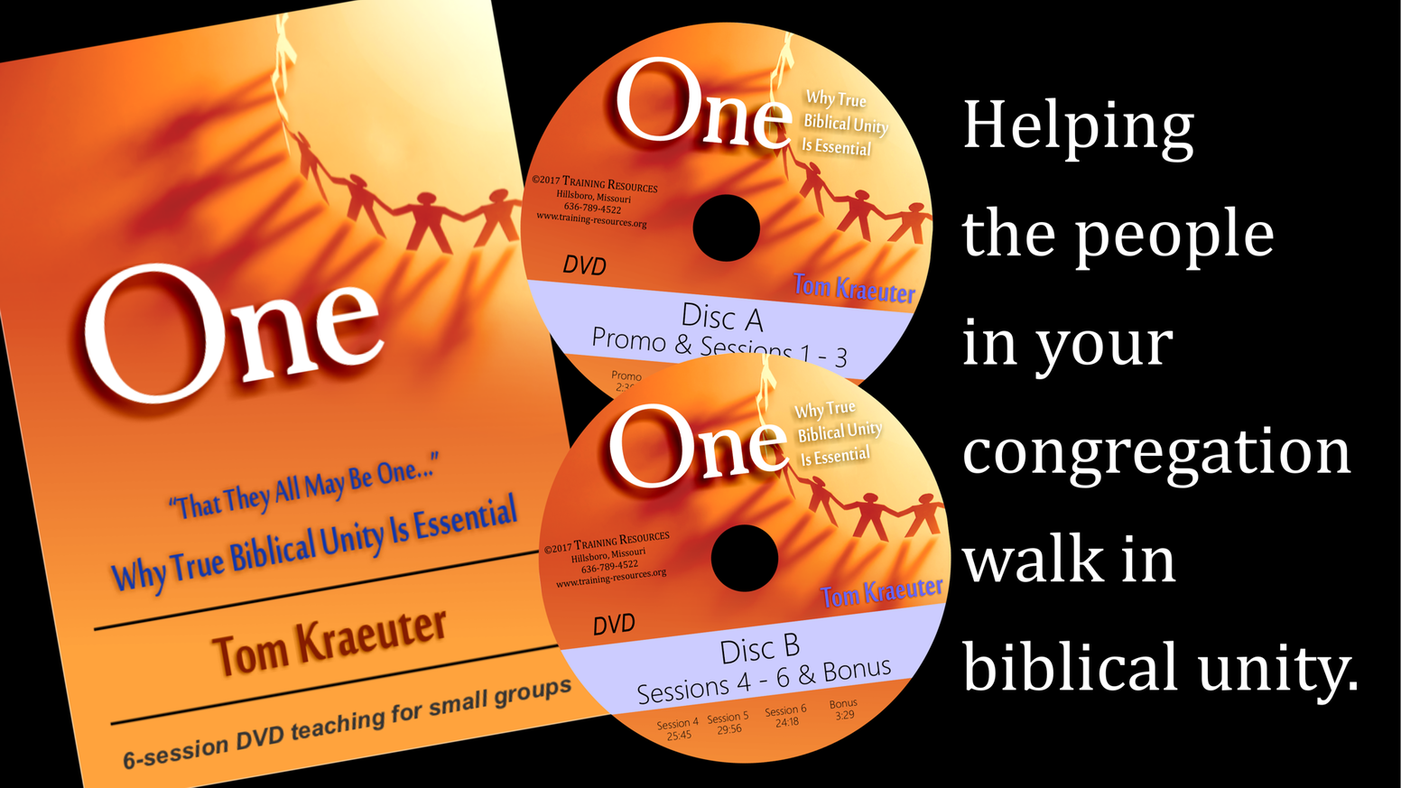ONE: Why True Biblical Unity Is Essential -- video series by