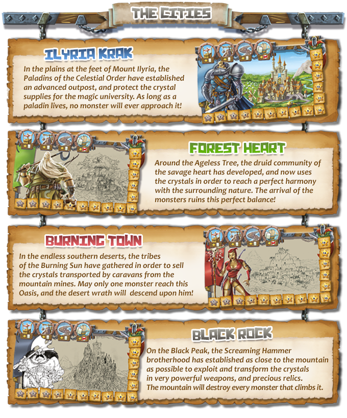 Age of Towers by Devil Pig Games — Kickstarter