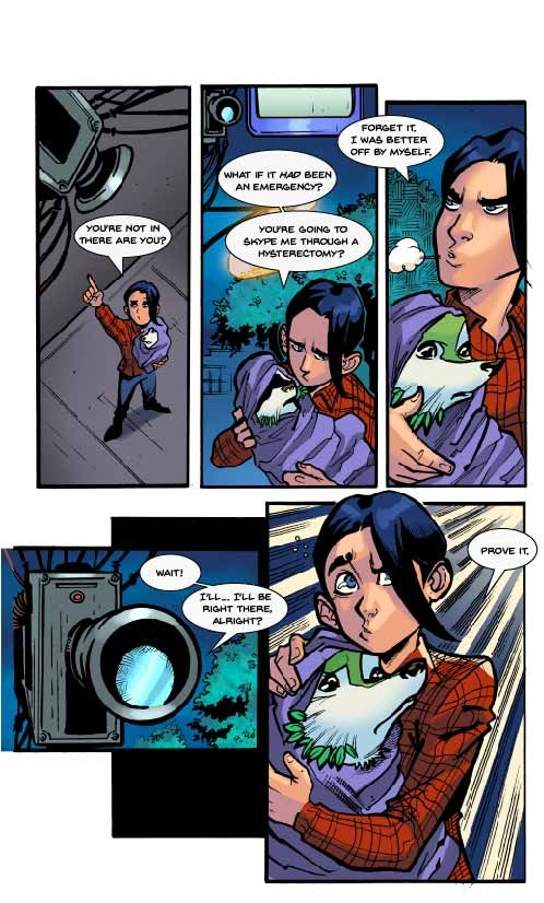 Lonesomes #2 Page 3