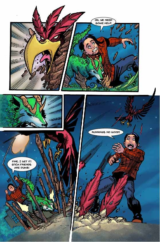 Lonesomes #2 Page 7