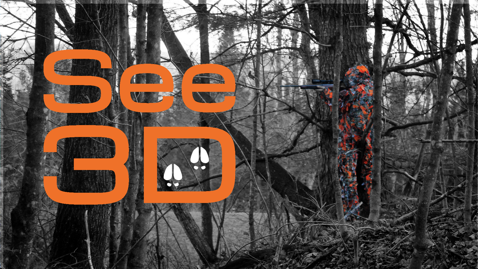 Be Seen. Be Safe. Be Invisible. A revolutionary camouflage for hunters that makes them invisible to deer yet highly visible to hunters.
