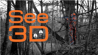 See3D: Redefining Hunting Camo. Safer, Yet Invisible to Deer