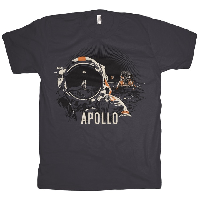 The Apollo T-Shirt (still in progress)