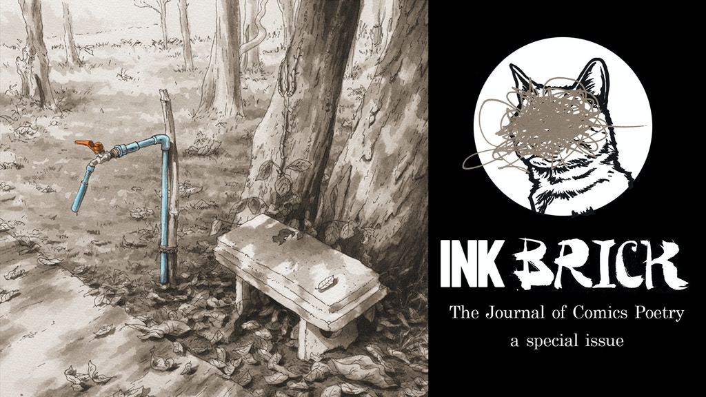 INK BRICK | The Journal of Comics Poetry | Special Issue project video thumbnail