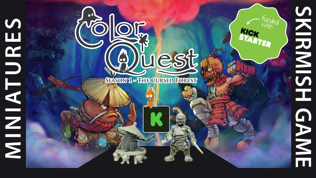 Color Quest Season 1 project video thumbnail