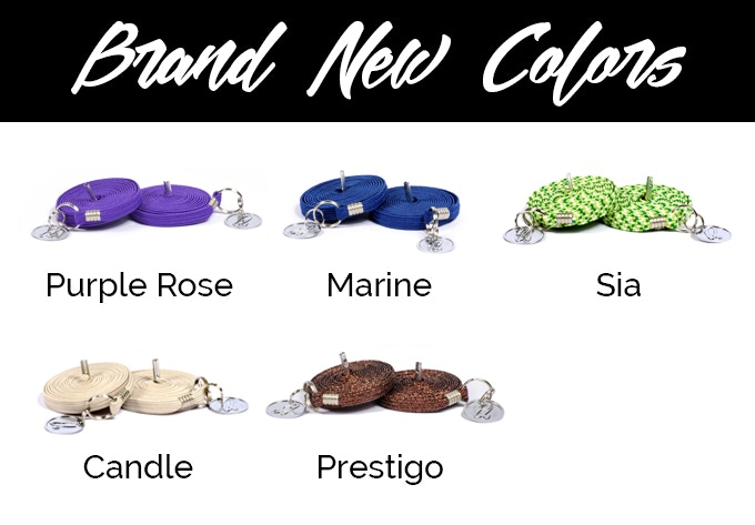 New colors revealed :)